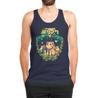 A Kitty to the past - mens-jersey-tank - small view