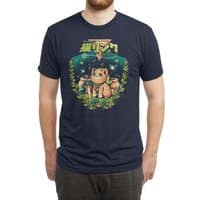 A Kitty to the past - mens-triblend-tee - small view