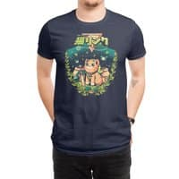 A Kitty to the past - mens-regular-tee - small view
