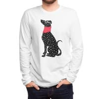 Dog Alphabet - mens-long-sleeve-tee - small view