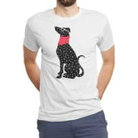 Dog Alphabet - mens-triblend-tee - small view