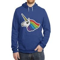 Team Rainbow Unicorn - hoody - small view
