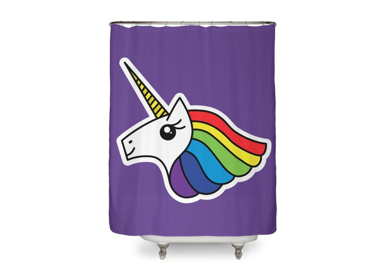 Team Rainbow Unicorn By Bob Wertz