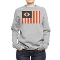 Stares and Stripes - crew-sweatshirt - small view