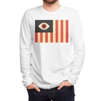 Stares and Stripes - mens-long-sleeve-tee - small view