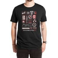 Welcome to 2082 - mens-extra-soft-tee - small view