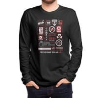 Welcome to 2082 - mens-long-sleeve-tee - small view