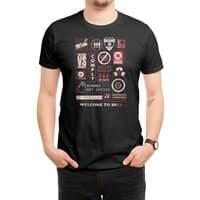 Welcome to 2082 - mens-regular-tee - small view