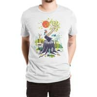 Nature will win - mens-extra-soft-tee - small view