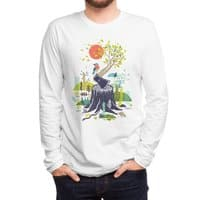 Nature will win - mens-long-sleeve-tee - small view
