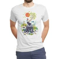 Nature will win - mens-triblend-tee - small view