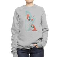 Floral Melody - crew-sweatshirt - small view