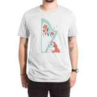Floral Melody - mens-extra-soft-tee - small view