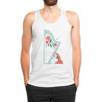 Floral Melody - mens-jersey-tank - small view