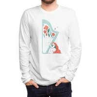 Floral Melody - mens-long-sleeve-tee - small view
