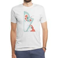 Floral Melody - mens-triblend-tee - small view