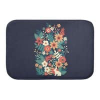 In Bloom - bath-mat - small view
