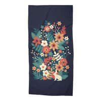 In Bloom - beach-towel - small view