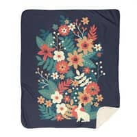 In Bloom - blanket - small view
