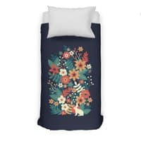 In Bloom - duvet-cover - small view