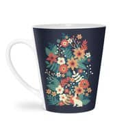 In Bloom - latte-mug - small view