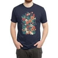 In Bloom - mens-triblend-tee - small view