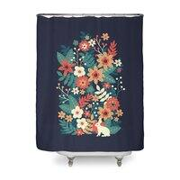 In Bloom - shower-curtain - small view