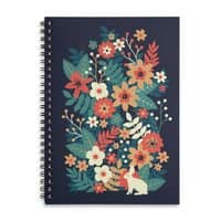 In Bloom - spiral-notebook - small view