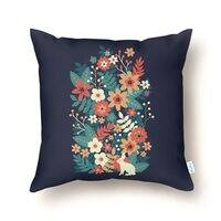 In Bloom - throw-pillow - small view