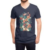 In Bloom - vneck - small view