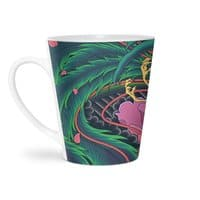 The Grand Phoenix - latte-mug - small view
