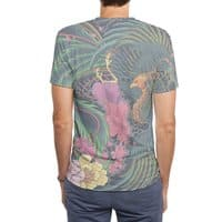 The Grand Phoenix - mens-sublimated-triblend-tee - small view