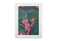 The Grand Phoenix - white-vertical-framed-print - small view