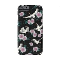 Crane Floral - perfect-fit-phone-case - small view