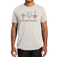 No Hard Feelings - mens-extra-soft-tee - small view