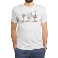No Hard Feelings - mens-triblend-tee - small view