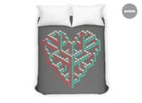 Impossible Love - duvet-cover - small view