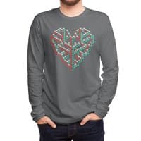 Impossible Love - mens-long-sleeve-tee - small view