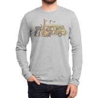 Missing Home - mens-long-sleeve-tee - small view
