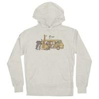 Missing Home - unisex-lightweight-pullover-hoody - small view