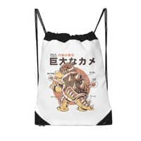 Bowserzilla - drawstring-bag - small view