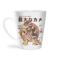 Bowserzilla - latte-mug - small view