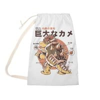 Bowserzilla - laundry-bag - small view
