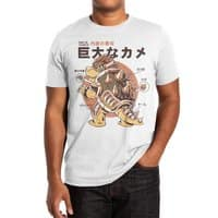 Bowserzilla - mens-extra-soft-tee - small view