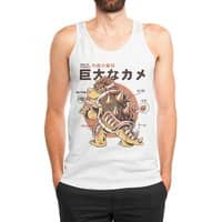Bowserzilla - mens-jersey-tank - small view