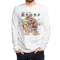 Bowserzilla - mens-long-sleeve-tee - small view