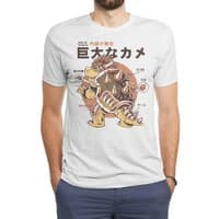 Bowserzilla - mens-triblend-tee - small view
