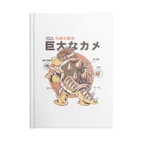 Bowserzilla - notebook - small view