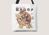 Bowserzilla - tote-bag - small view