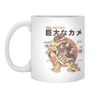 Bowserzilla - white-mug - small view